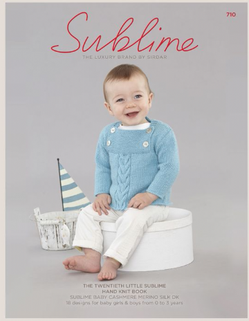 The 20th Little Sublime Hand Knit Book - 710